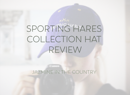 Sporting Hares Collection Hat Review