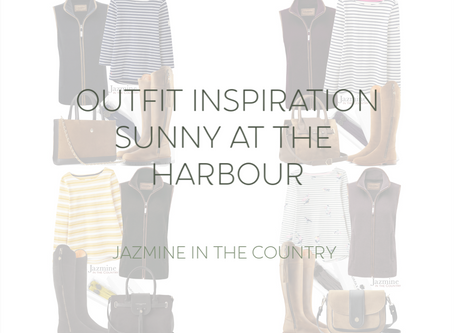 Sunny at The Harbour | Outfit Inspiration
