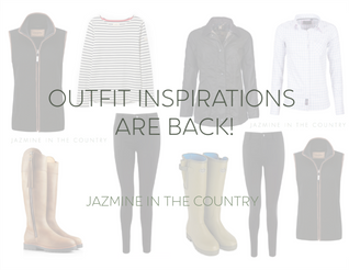 Outfit Inspirations Are Back!