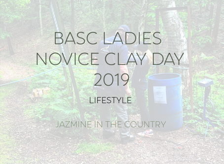 BASC Ladies Novice Clay Day 2019