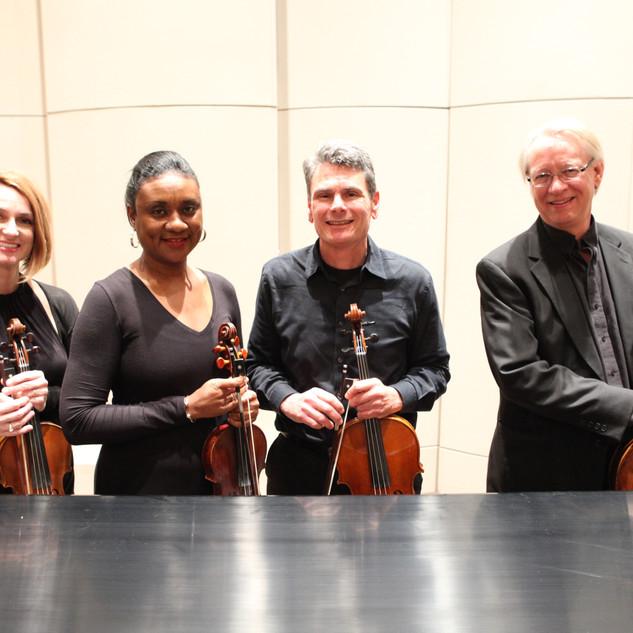 James Carter String Quartet Loyola University New Orleans