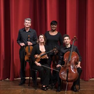 James Carter String Quartet Loyola University in New Orleans