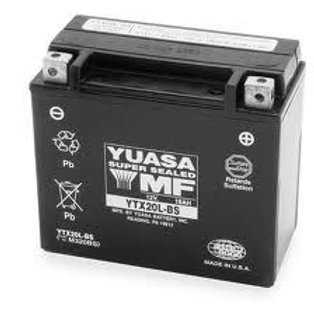 Yuasa YTX20L-BS