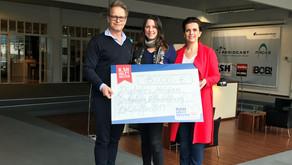 15.000 € für die Diabetes Helden