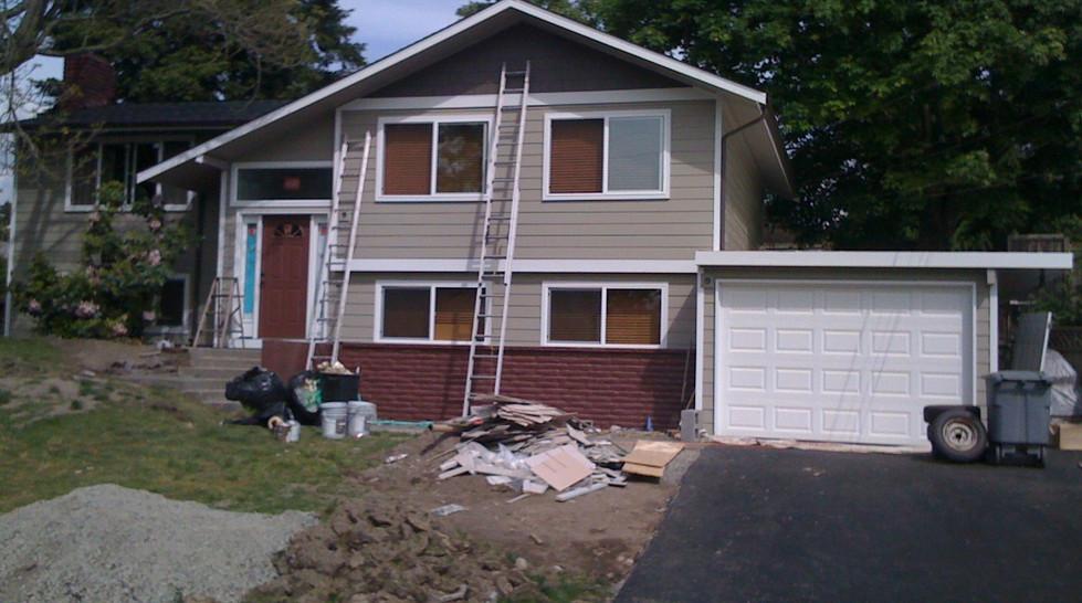 Complete Exterior Remodel