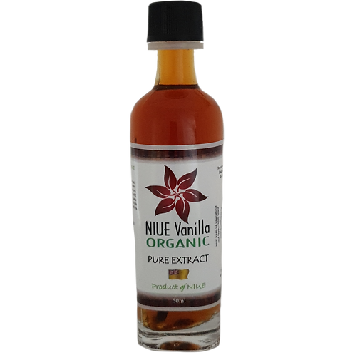 Pure Vanilla Extract 50ml