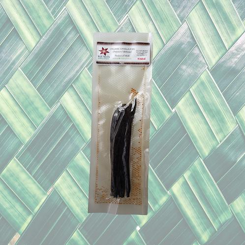 Premium Vanilla Pods - Grade C (12-14cm) 30gm