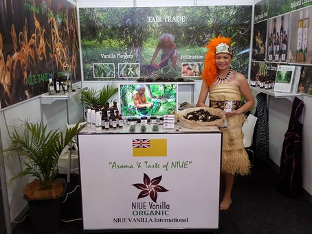 Our First Auckland Food Show, 2016