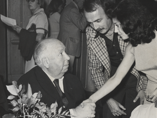 Meeting Alfred Hitchcock