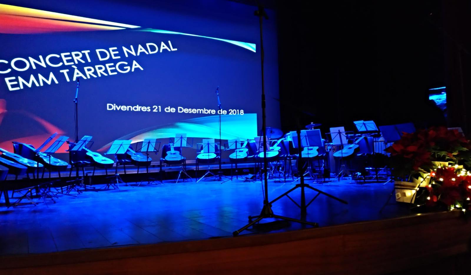 Concert de Nadal Curs 2018