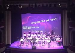 Orquestra de Vent - Concert Fi de Curs 2021