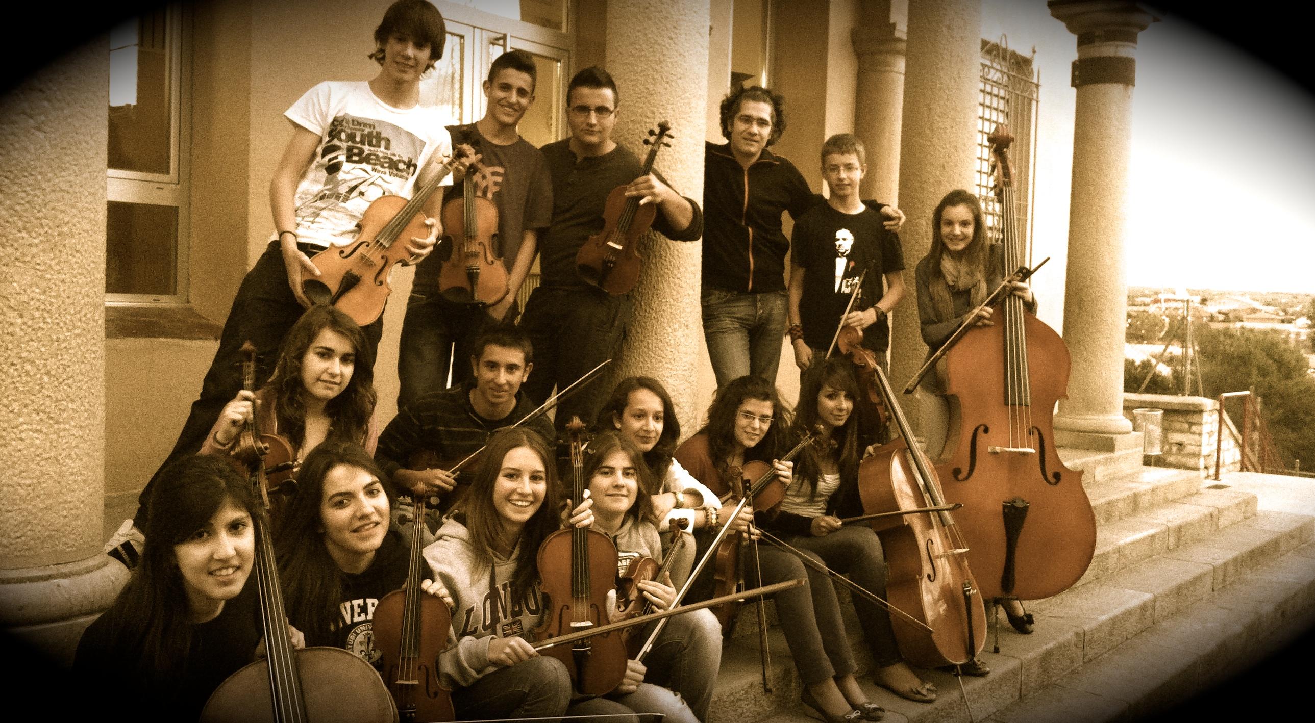 Orquestra de Corda