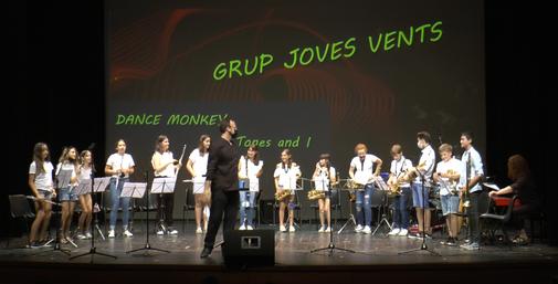 Grup Joves Vents