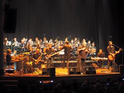Orquestra de Vent EMMT amb els Brams