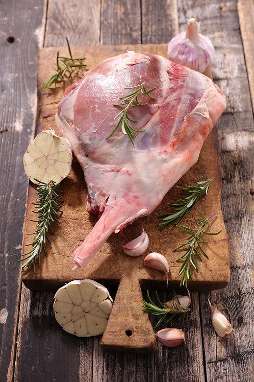 Lamb Legs $21.98/lbs.