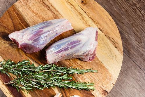Lamb Shanks $21.98/lbs.
