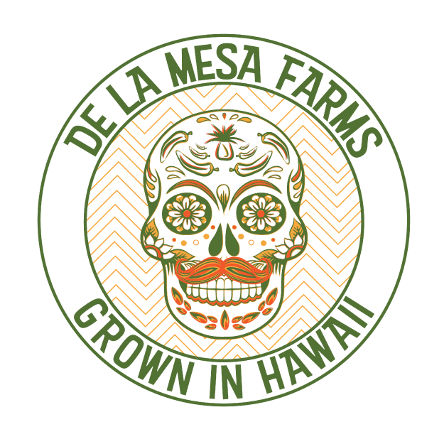 De La Mesa Farms Logo