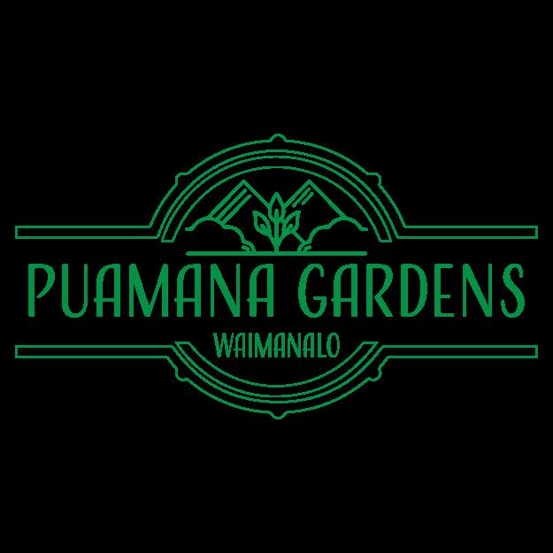Puamana Gardens Logo
