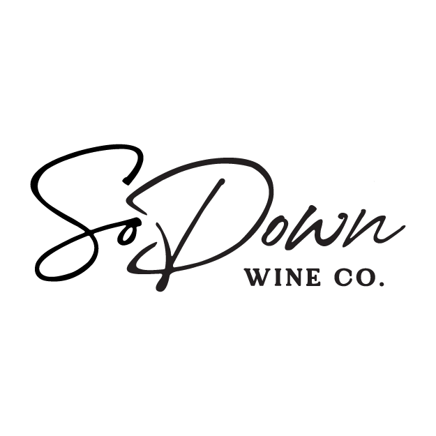SoDown Wine Co. Logo