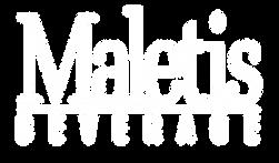 Maletis Beverages Logo White-01.png