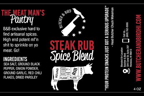Steak Rub Spice Blend