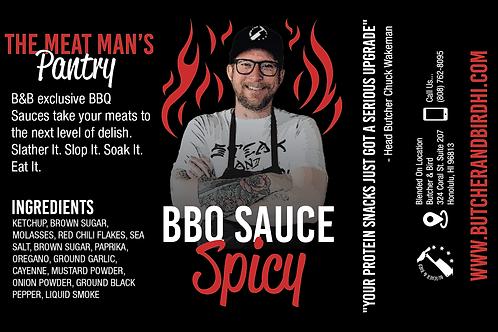 BBQ Sauce Spicy