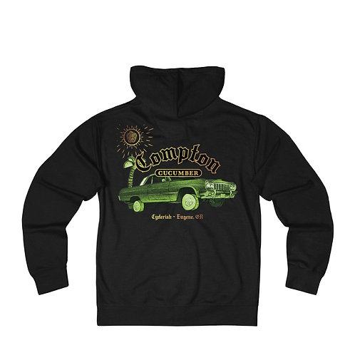 Cyderish Compton Cucumber Hoody