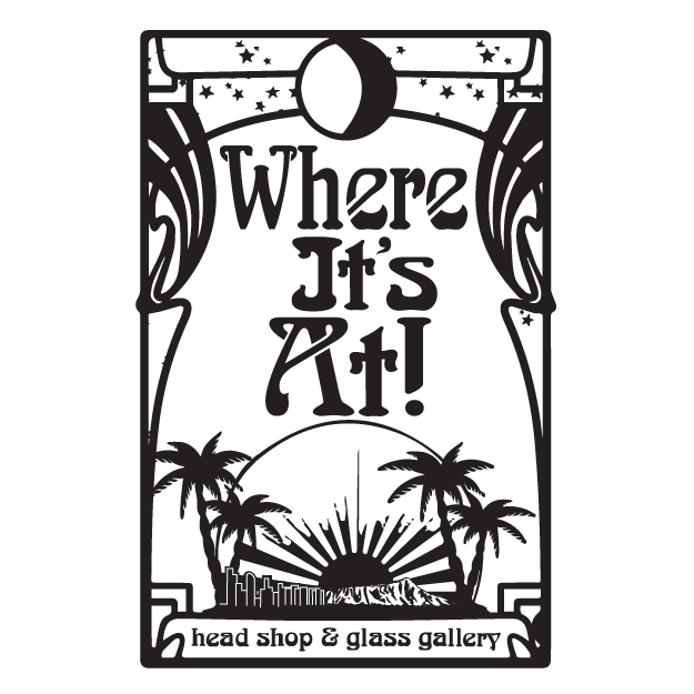 Where Its At Logo