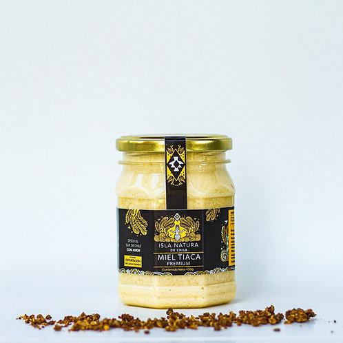 Miel Premium Natural Tiaca 450 g.