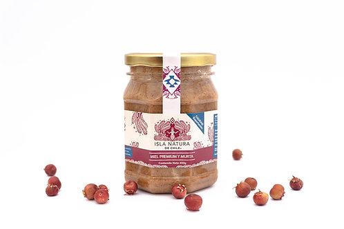 Murta  Premium  Honey 450 g.