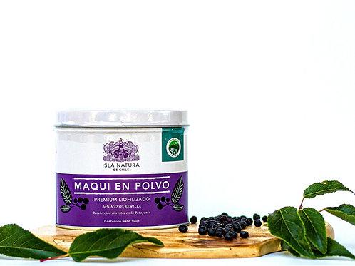 Maqui  Polvo Premium 100 g.
