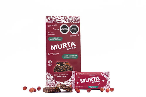Caja de barritas de MURTA (20 unidades)