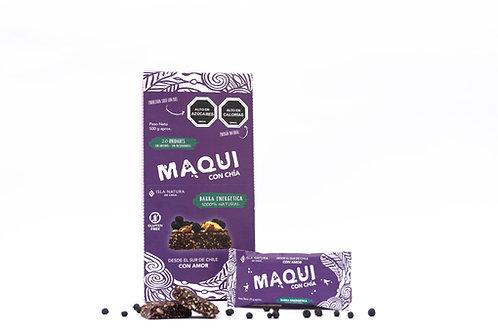 Caja de barritas de MAQUI (20 unidades)