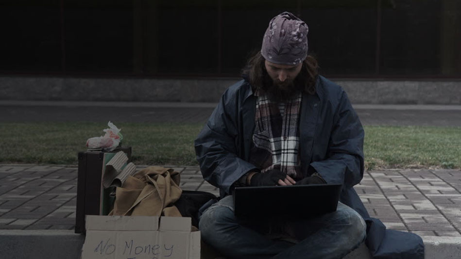 If you don't have a Blog you're basically Homeless!