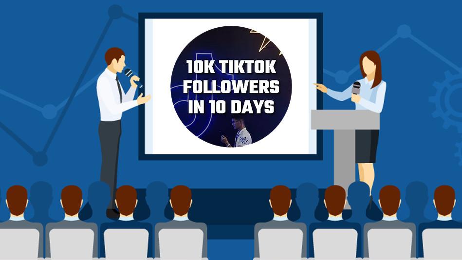 10k TikTok Followers in 10 Days (LIVE EVENT Replay)!
