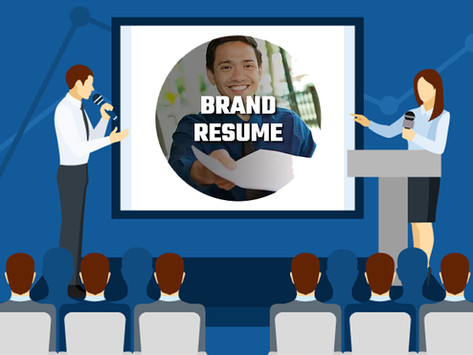 🎯 Why you need a Brand Resume in today's Digital Age (LIVE EVENT Replay)!