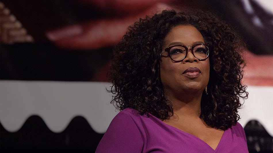 How Oprah is helping me with my Big Event!