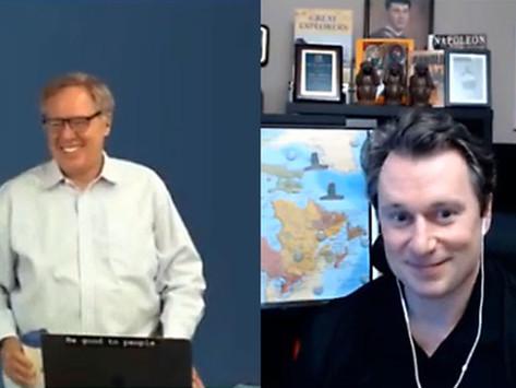⏰ Talking TikTok on the Tom Chenault Leadership Show!
