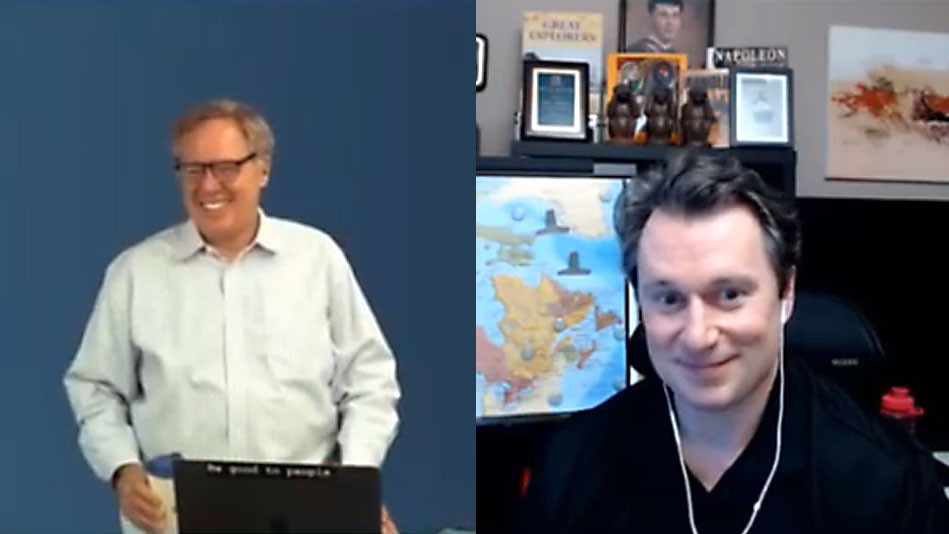 Talking TikTok on the Tom Chenault Leadership Show!