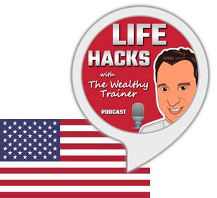 Get the LIFE HACKS Podcast on Amazon Alexa (US)!