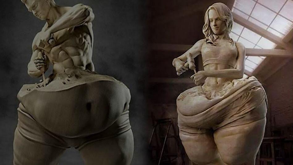 You can Sculpt your Dream Self... I Am!