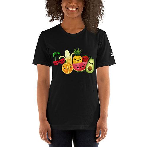 Short-Sleeve Unisex T-Shirt - Food Party