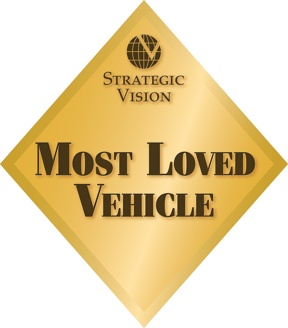 Most Loved Vehicle Award