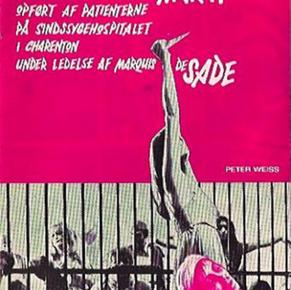 GIORNO PER GIORNO 16 giugno - Marat-Sade, teatro e rivoluzione