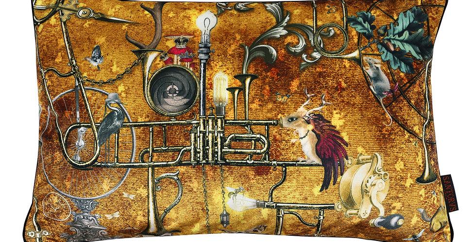 'Orchestral' Boudoir Cushion