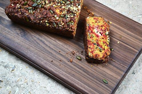 Daintree - Walnut Bread board, chopping board