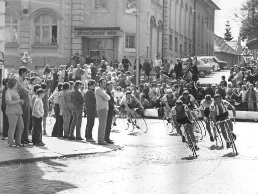 Závod míru a Slavkov u Brna