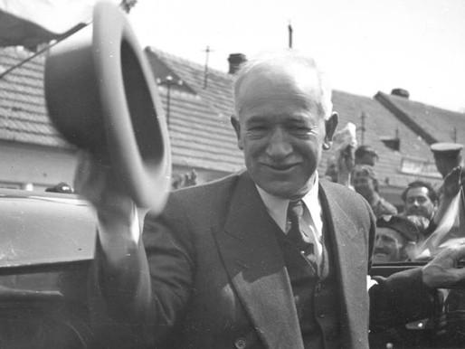 Před 75 lety navštívil naše město Edvard Beneš