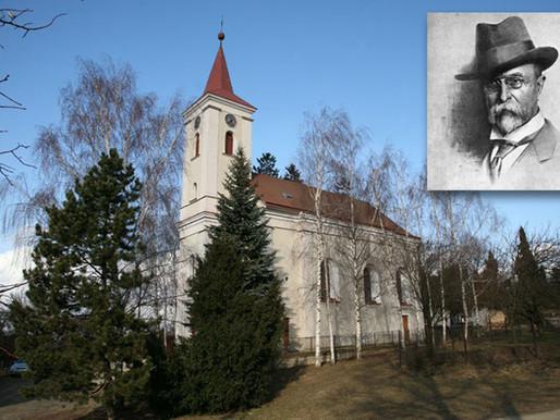 T. G. Masaryk a heršpický sbor