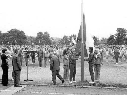 Spartakiáda 1975 ve Slavkově